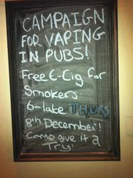 8th Dec - The Plasterers Arms, Norwich