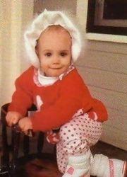 JonBenet Baby Chair