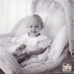 JonBenet Bed Baby