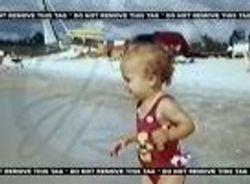 JonBenet Baby Beach/Water