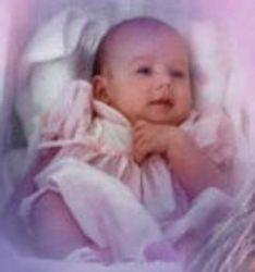 JonBenet Baby Shoot