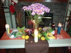 Remembrance Altar