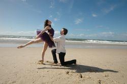 Clare Hobler and Matt Fairburn
