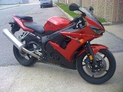 Motorcycle fairing repair & refinish