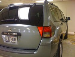2007 Mitsubishi Endeaver