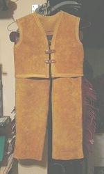 Child's Vest & Chaps set