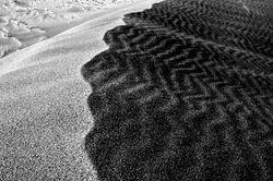 Great Sand Dunes Monochrome 03