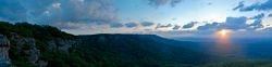 Mount Magazine Sunset