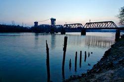 North Little Rock Train Bridge