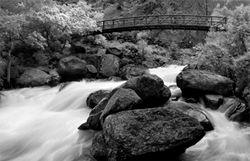 Streamside Trail at El Dorado State Park, Colorado