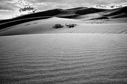 Great Sand Dunes Monochrome 02