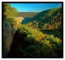 Hawksbill Crag, aka Whitaker's Point