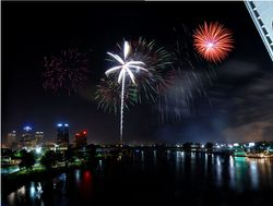 Downtown Little Rock Fourth of July