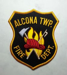 Alcona Twp. Michigan