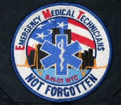 EMT's Not Forgotten