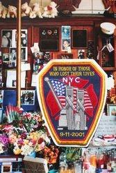 FDNY Memorial patch