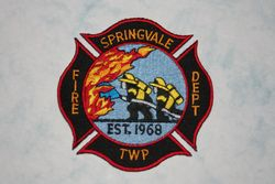 Springvale Twp. - Emmet County (new style)