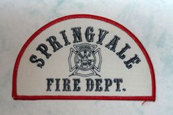 Springvale Twp. - Emmet County (old Style)
