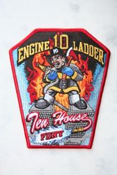 """Ten House""-Engine 10/Ladder 10"
