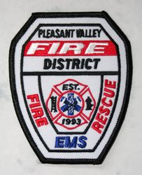 Pleasant Valley Fire