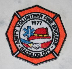 Philippines-Bacolod City, Amity Volunteer Fire Brigade