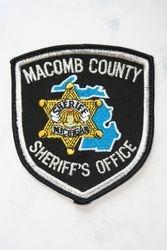 Macomb County Sheriff Michigan