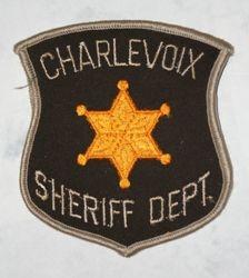 Charlevoix County Mi. Sheriff, old style