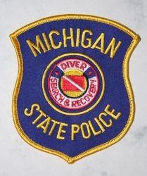 Michigan State Police Diver