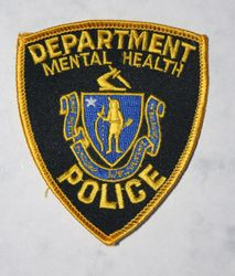 Police- Dept of Mental Health, (small)