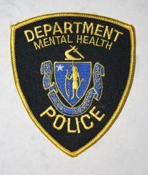 Police- Dept of Mental Health, (reg. size)