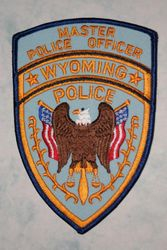 Wyoming - Master Police Officer