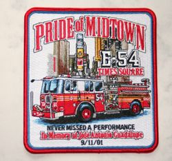 FDNY Engine 54-Pride of Midtown