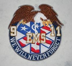 911 EMS Tribute