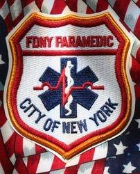 FDNY Paramedic