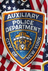 NYPD Aux.