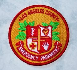 LA County Emergency Paramedic