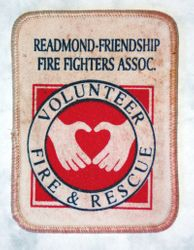 Readmond Friendship Fire Assoc.1970's