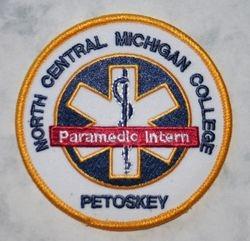 NCMC Paramedic Intern.