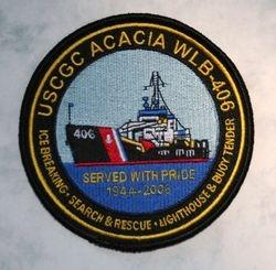 USCGC Acacia, Charlevoix, Mi.
