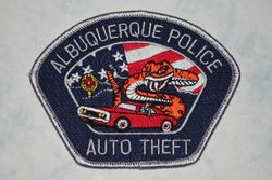 Albuquerque Police - Auto Theft Division