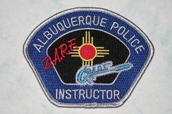 Albuquerque Police - Instructor