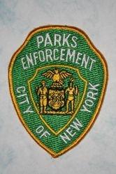 NY, Parks Enforcement