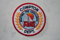Compton Fire, new