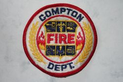 Compton Fire, old