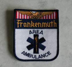 Frankenmuth Ambulance, Michigan
