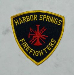 Harbor Springs Fire Dept (old style)
