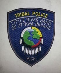 LRBOI Tribal Police