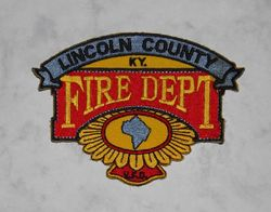 Lincoln Co. KY Fire