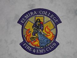 Elmira College Fire&EMS Club