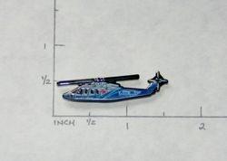 Aero Med pin